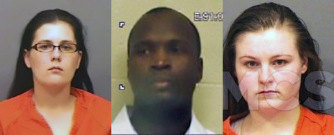 Amy Ferrell, Christopher Hill, and Kasity Hill were charged today with Juvenile Human Trafficking by the TBI.