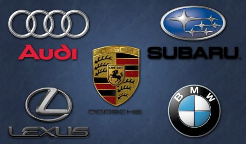 Consumer Reports 2016 Brand Report Card lists Audi, Subaru, Lexus, Porsche and BMW top 5 Luxury Brands.