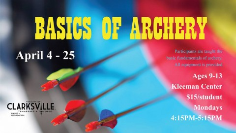 Basics of Archery