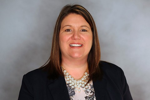 Schanda Banister-Doughty promoted to Princial for Rossview High School.