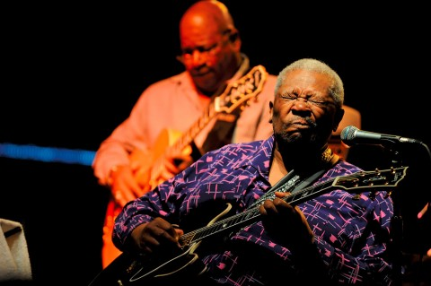 Cast of Blues - B.B. King