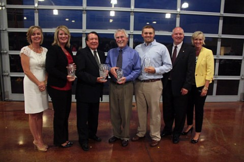 2015 Chamber Award Recipients