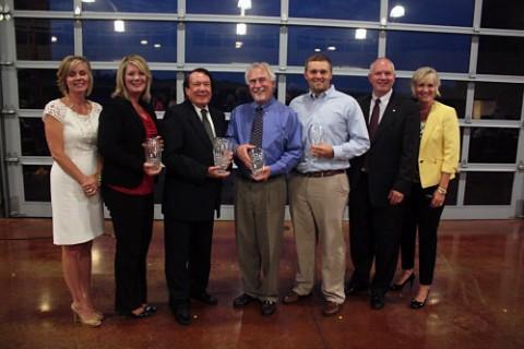 2015 Chamber Award Recipients