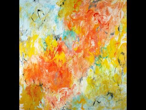 Marmalade Sky by Elizabeth LaPenna