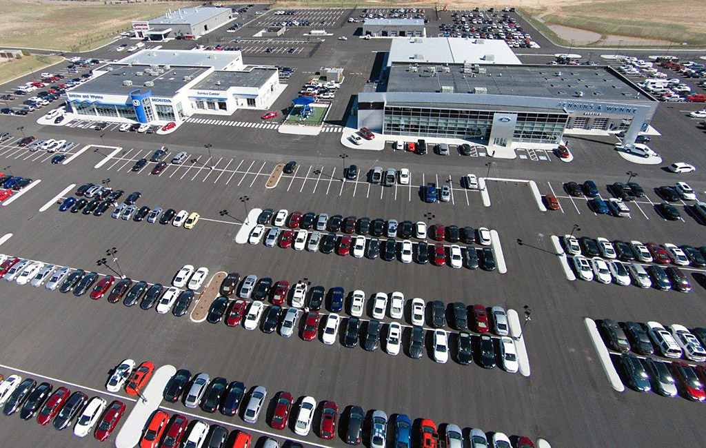 jenkins wynne dealership goes bold at new location in