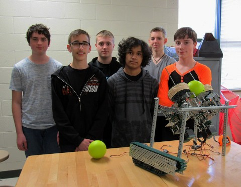 Kenwood High School Robotics Team