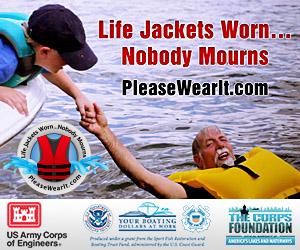 Life Jackets Worn... Nobody Mourns