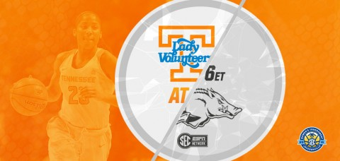 The Tennessee Lady Vols will look to claim their 18th SEC Championship starting Thursday when they face Arkansas. (UT Athletics Department)