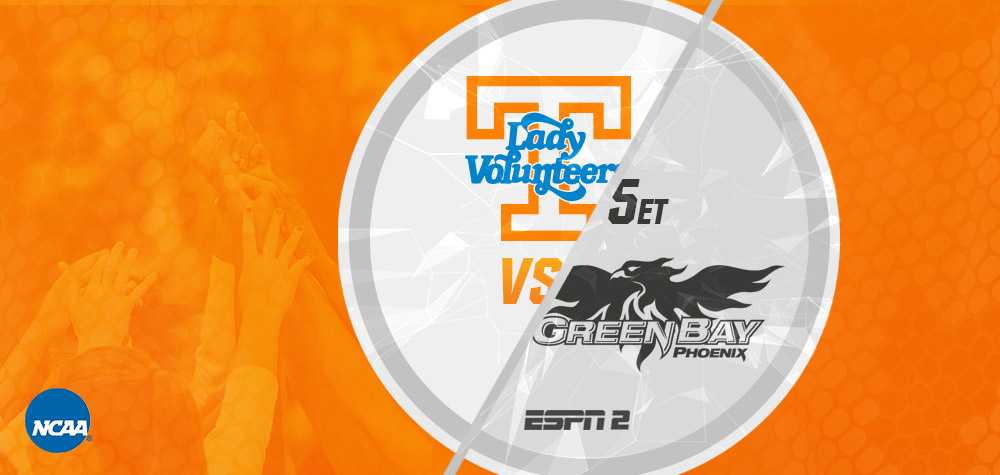 Tennessee Women's Basketball opens up the NCAA Tournament in Tempe, Arizona against Green Bay Friday. (UT Athletics Department)