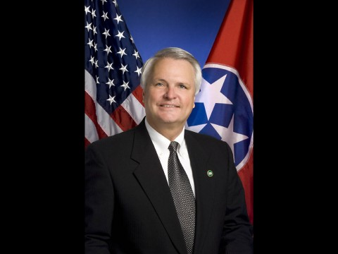 Tennessee Lieutenant Governor Ron Ramsey retires.