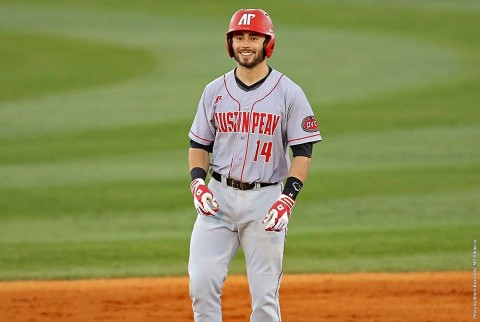 Austin Peay Baseball to play OVC leader Southeast Missouri Redhawks this weekend. (APSU Sports Information)
