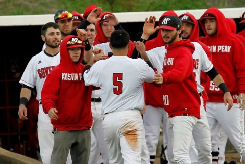 Austin Peay Baseball comes in third place at OVC Tournament in Jackson, TN. (APSU Sports Information)