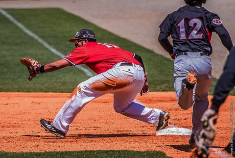 Austin Peay Baseball nabs 8-6 win over Southeast Missouri Redhawks at Raymond C. Hand Park, Saturday. (APSU Sports Information)