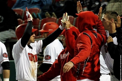 Austin Peay Baseball starts four game road trip Tuesday at Memphis. (APSU Sports Information)