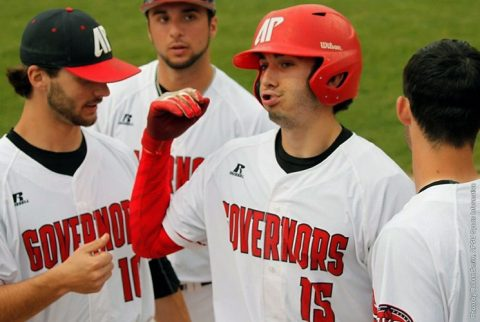 Austin Peay Baseball gets 11-8 win over Lipscomb Bisons Tuesday night. (APSU Sports Information)