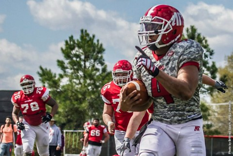Austin Peay Football to hold next Spring Scrimmage Friday night at 7:00pm under the Governors Stadium lights. (APSU Sports Information)