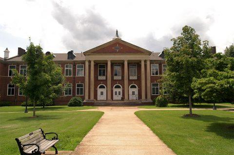 Austin Peay State University McCord Building. (APSU)