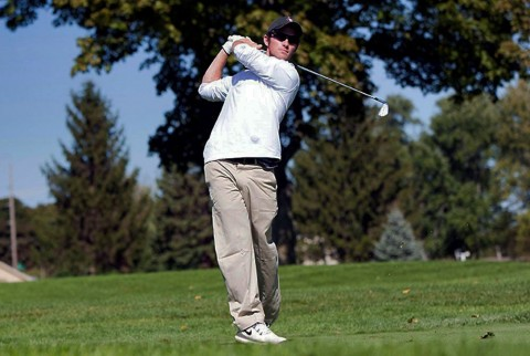 Austin Men's Golf in fourth heading into final rond at Red Wolves Intercollegiate. (APSU Sports Information)