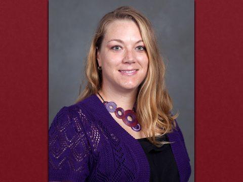 APSU professor Dr. Tamara Smithers