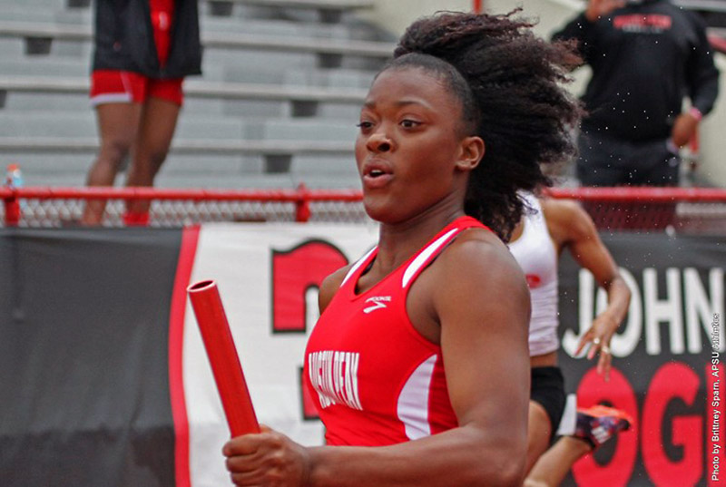 Austin Peay Women's Track and Field hosts APSU Invitational at Governors Stadium starting Friday. (APSU Sports Information)