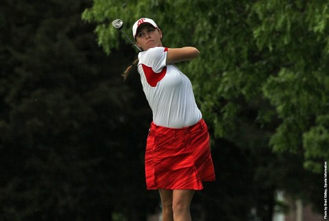 Austin Peay Women's Golf sit in seventh place after day one at EKU Colonel Classic. (APSU Sports Information)