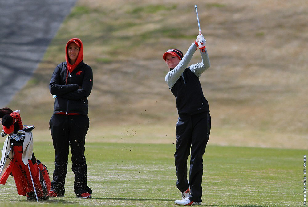 Austin Peay Women's Golf. (APSU Sports Information)