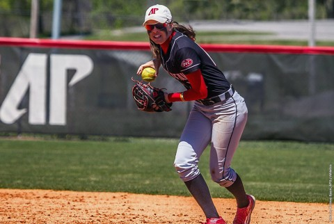 Austin Peay Softball takes on Middle Tennessee Blue Raiders in Murfreesboro, Tuesday. (APSU Sports Information)