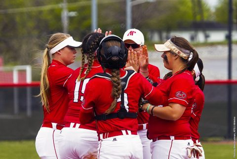 Austin Peay Softball at Samford Bulldogs for a pair of non-conference games. (APSU Sports Information)