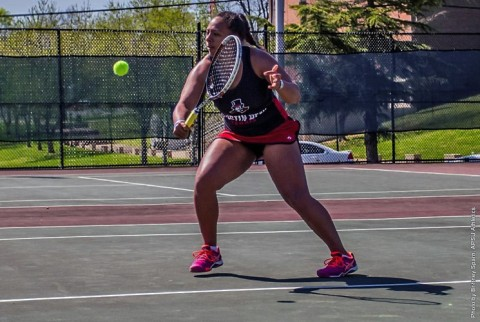 Austin Peay Women's Tennis gets home win over Belmont Saturday. (APSU Sports Information)