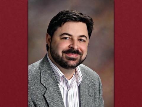 APSU professor Darren Michael