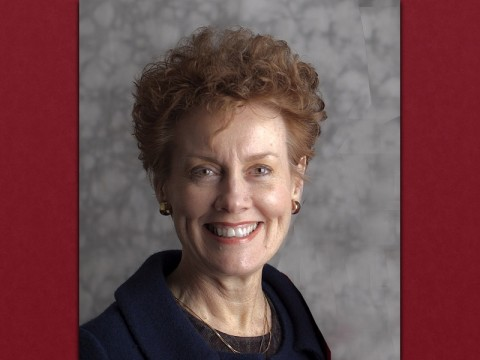 APSU professor Sharon Mabry