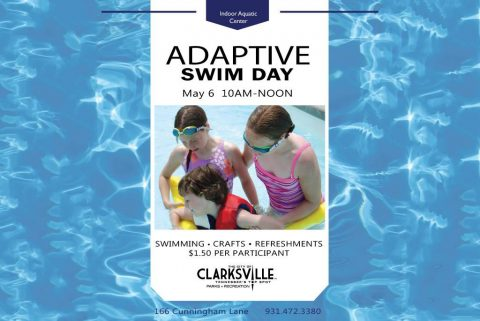 Adaptive Swim Day