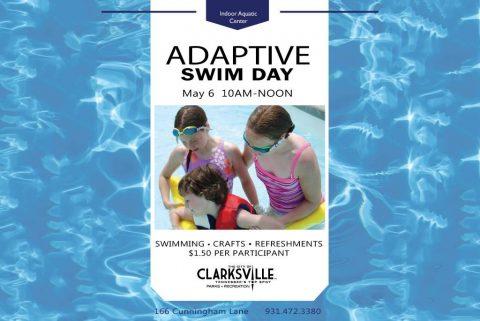 Adaptive Swim Day
