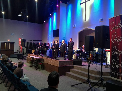 Southern Gospel Singers United's 2nd annual Spring Convention to be held at Yellow Creek Baptist Church this weekend.