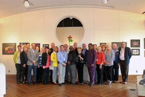 Clarksville Leaders take part in Annual Intercity Visit