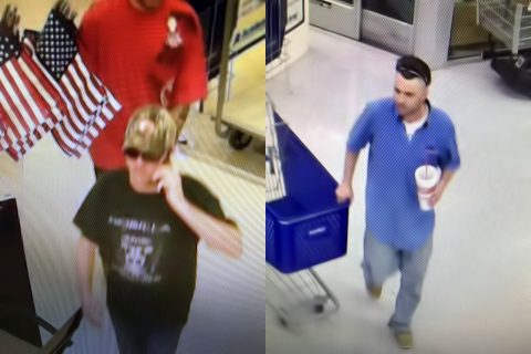 If anyone can identify the suspects in these photos please call Officer Howard at 931.648.0656 Ext  6662, or call or text the CrimeStoppers TIPS Hotline at 931.645.TIPS (8477)—TEXT to 274637 (CRIMES).