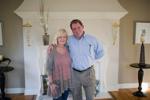 Linda and Doug Downey