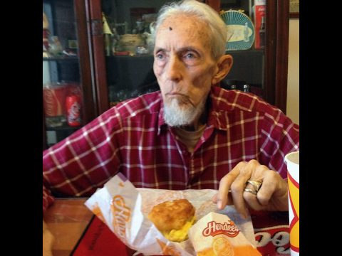 Clarksville Police are searching for Ewing Claxton. If anyone sees him, please call 911.