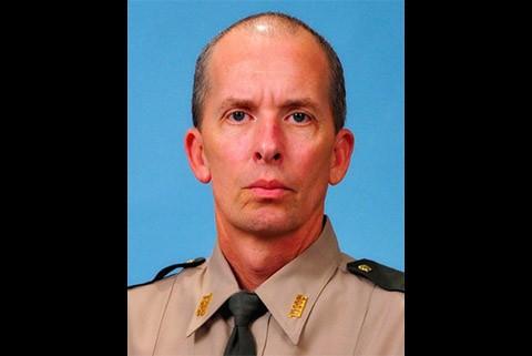 Tennessee Highway Patrol Sergeant Jeff Reed