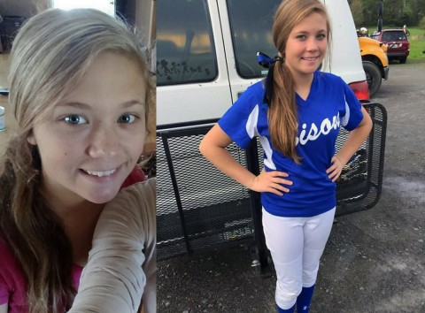 Missing Teen Ashley Suiter
