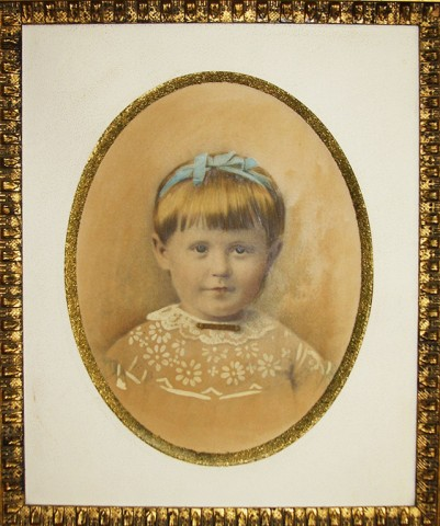 Portrait of Nannie Tyler.