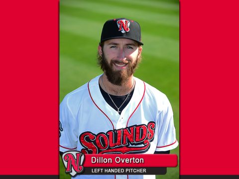 Nashville Sounds - Dillon Overton