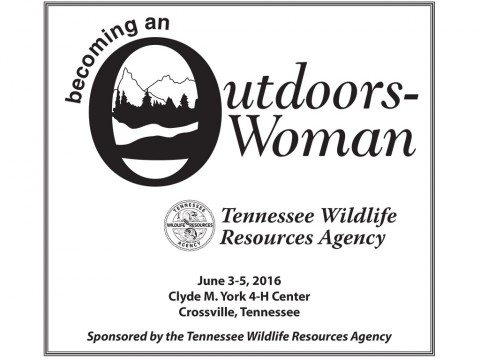 TWRA to host 2016 Outdoors-Woman Workshop June 3rd-5th in Crossville