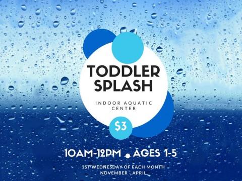 Toddler Splash