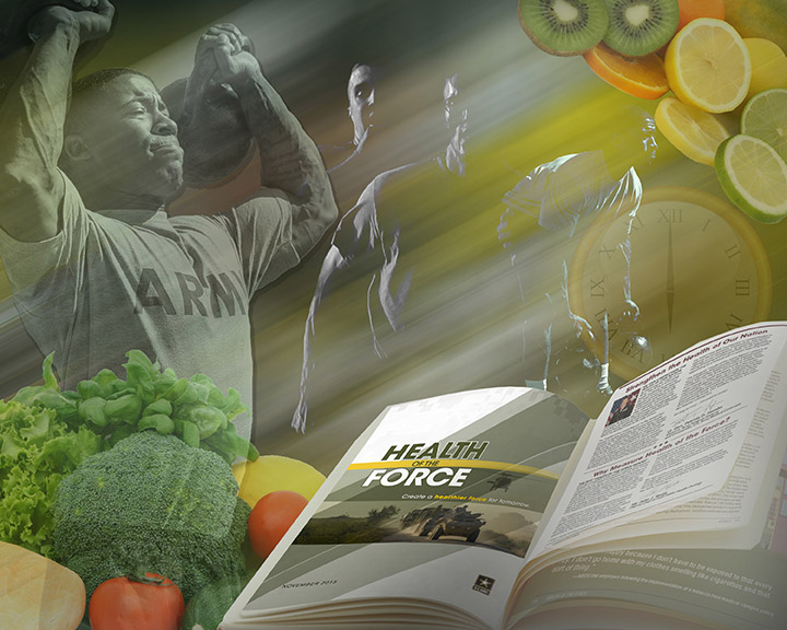 The Health of the Force report provides Army leaders, including installation commanders, a starting point regarding where best to invest resources to help Soldiers lead healthier lives, and consequently, improve combat readiness, said Col. Deydre Teyhen, assistant deputy chief of staff, Army Public Health Center. (David Vergun, Defense Media Activity - Army)