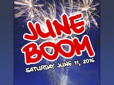 2016 June Boom