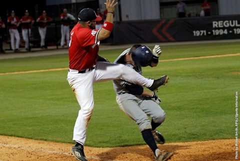 Austin Peay Baseball falls to UT Martin Saturday night, 9-7. (APSU Sports Information)