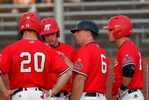 Austin Peay Governors Baseball takes on Middle Tennessee and Evansville this week. (APSU Sports Information)