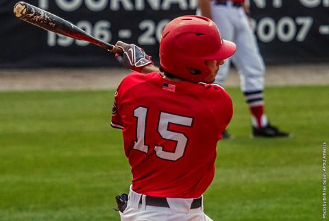 Austin Peay Governors Baseball falls to Middle Tennessee Blue Raiders Tuesday. (APSU Sports Information)