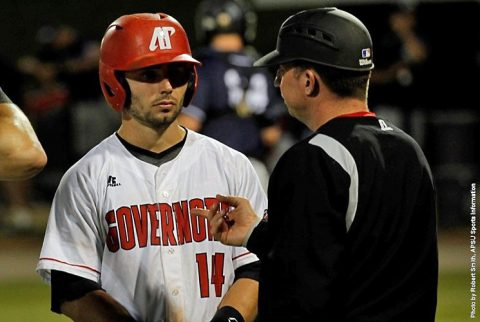 Austin Peay Baseball gets 14-3 win over SIU Edwardsville Friday night. (APSU Sports Information)